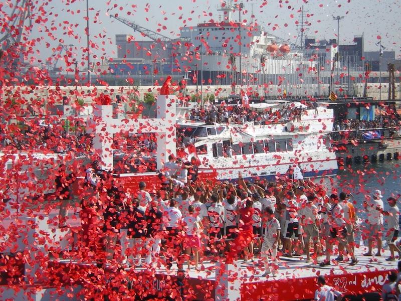 Americas Cup Event Valencia